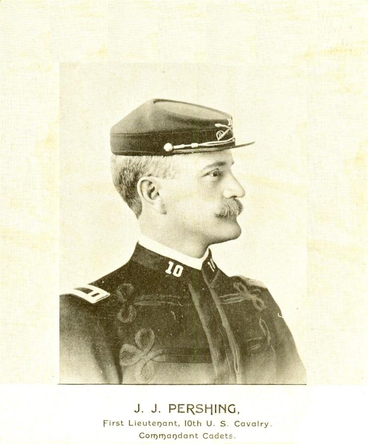 Pershing UNL Commander