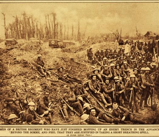 British Troops in battle dev (3)
