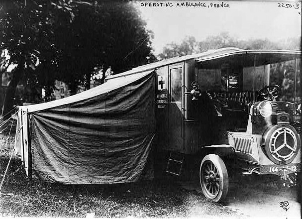French Operating Ambulance (2)