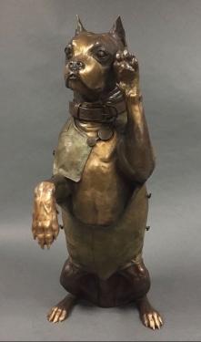 stubbys-salute-sculpture
