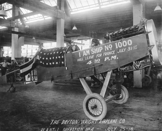 Airplane dayton wright (2)