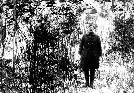 Alvin_C._York_shows_hill_on_which_raid_took_place_HD-SN-99-02157
