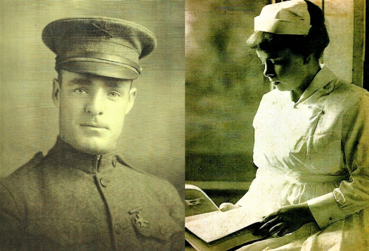 Arnold and Clare Hoke