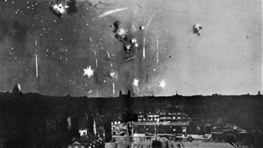 Arnold Paris Bombing