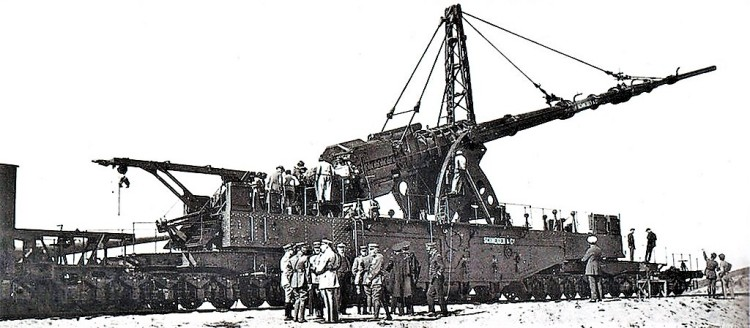 Artillery Paris Gun