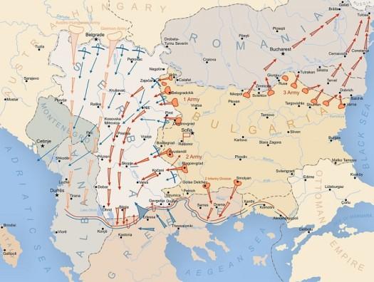 Front Balkans