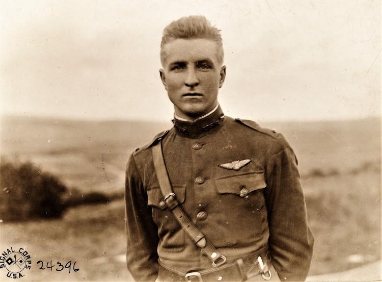 Lt Frank Luke