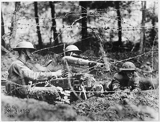 Machine Gunners US