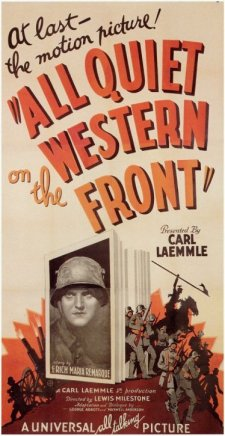 movie all quiet on the western front movie poster 1