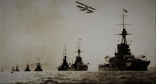Navy convoys