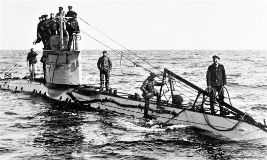 Navy WWI Uboat (2)