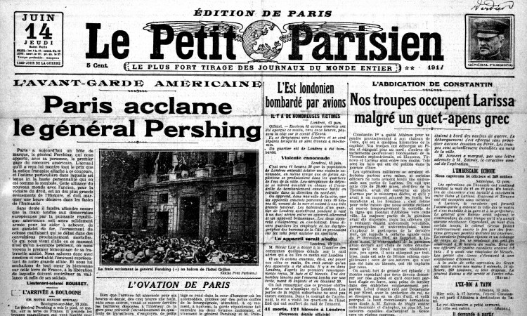 Newspaper Le_Petit_Parisien___journal_[...]_bpt6k566196s_1