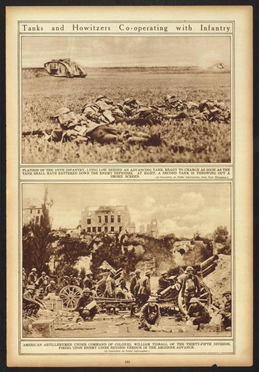 US Troops Meuse Argonne combat 2