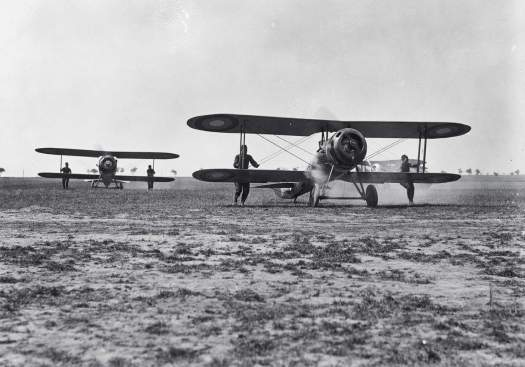 WWI--Nieuport-28-C.1-National-Museum-of-the-US-Air-Force-