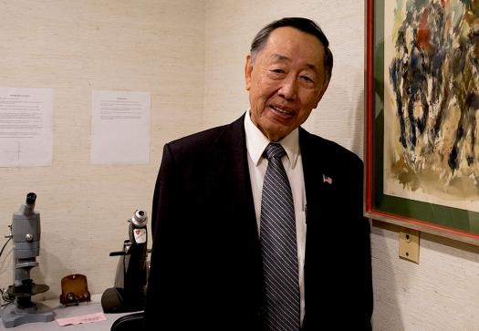 Dr Wong