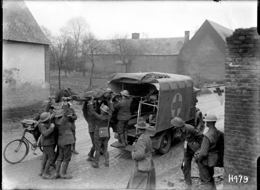 Fig-4-WW1-injuries-Ambulance university of otago nz