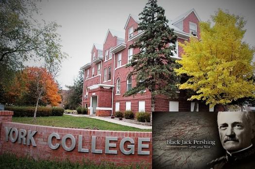 York-College-Main